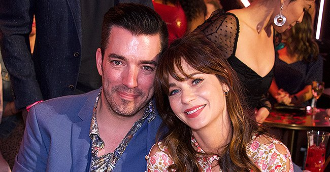 Jonathan Scott from 'Property Brothers' & Girlfriend Zooey Deschanel Shared Adorable Date Night Pics on Valentine's Day