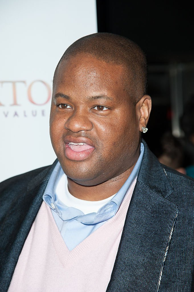 "Vincent Herbert at the Season Three premiere of ""Braxton Family Values"" in March 2013. 