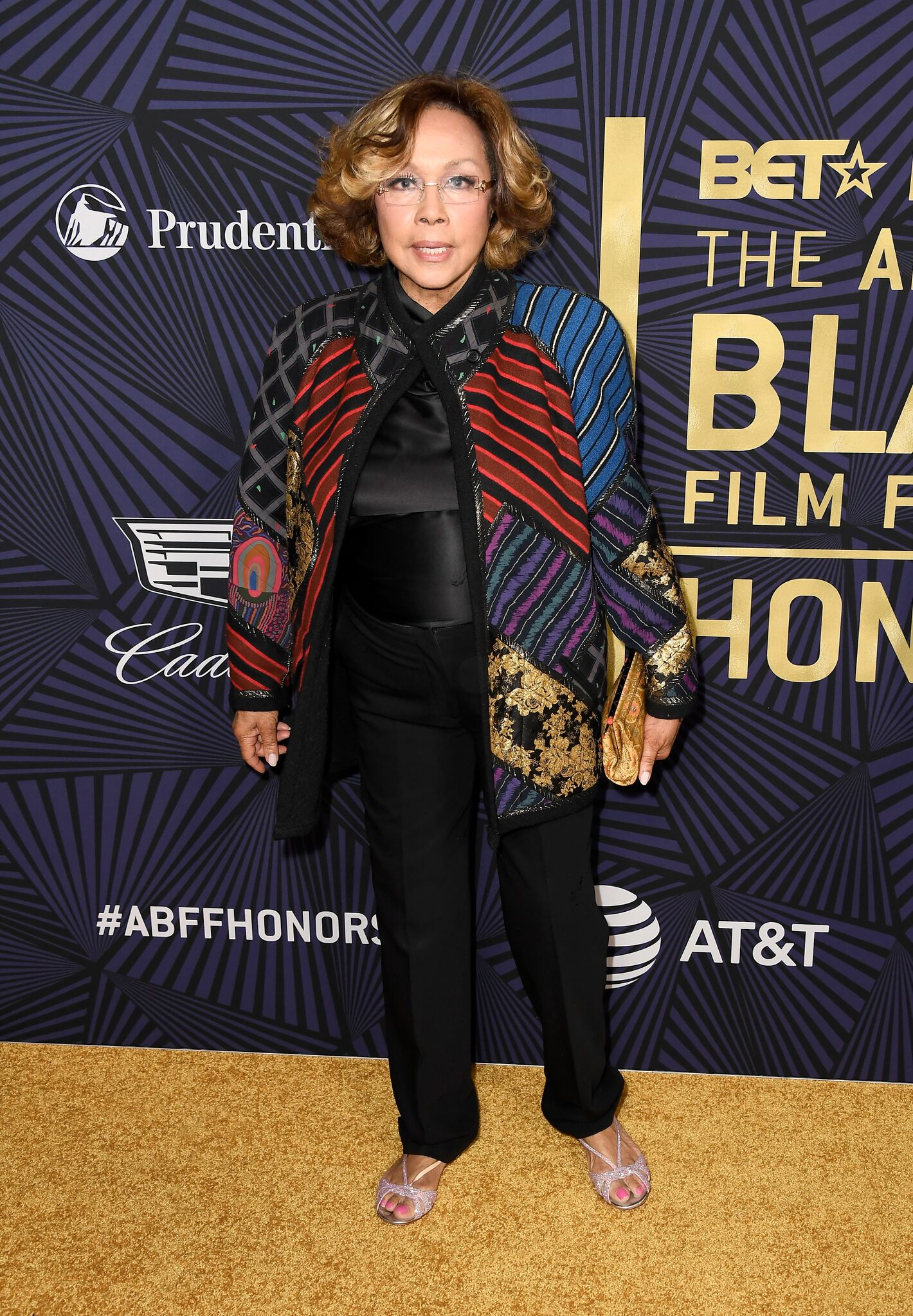 Diahann Carroll attends BET Presents the American Black Film Festival Honors | Getty Images