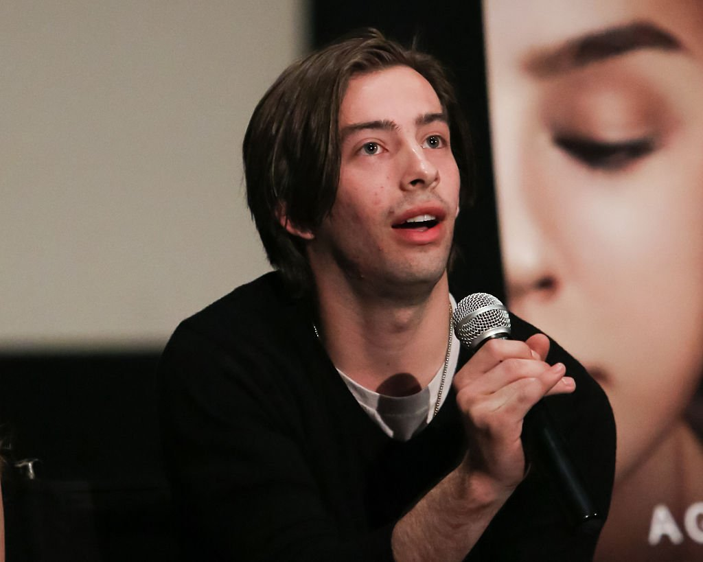 L'acteur et chanteur Jimmy Bennett. l Source : Getty Images