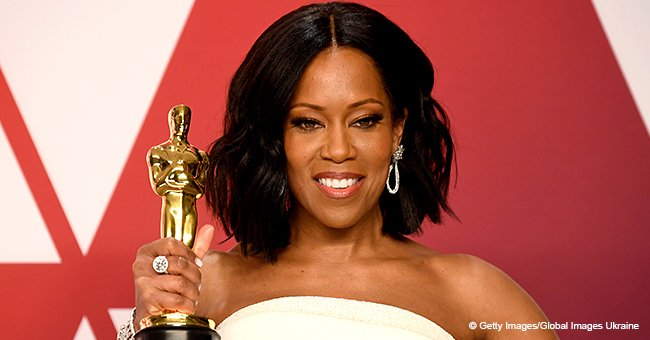 Regina King Wins First-Ever Academy Award for Best Supporting Actress at the 2019 Oscars