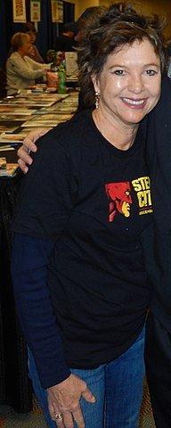 Kristy McNichol en 2018. | Foto: Wikimedia Commons.