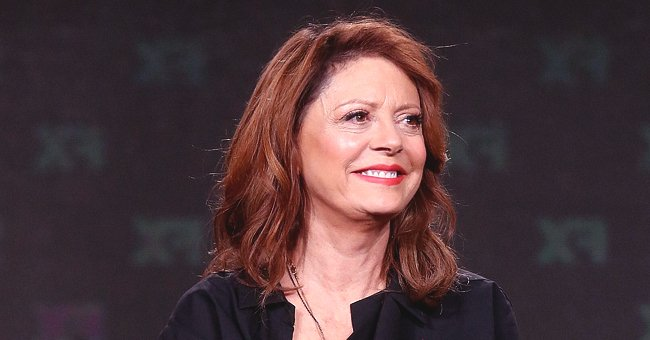 Susan Sarandon from 'Thelma & Louise' Shares Pics of Injured Face after Suffering Concussion Following a Fall