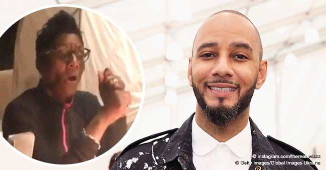 Swizz Beatz's mom wows with her singing voice in recent video with family