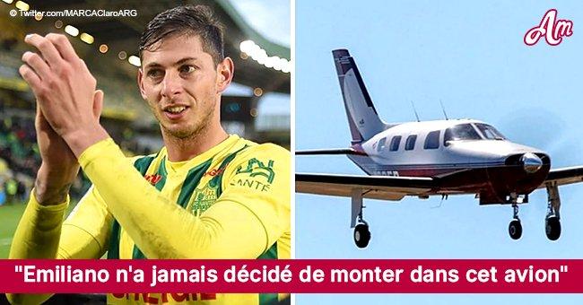 """""""Emiliano n'a jamais décidé de monter dans cet avion"""" : un ami de Sala dévoile ses messages inquiétants"""