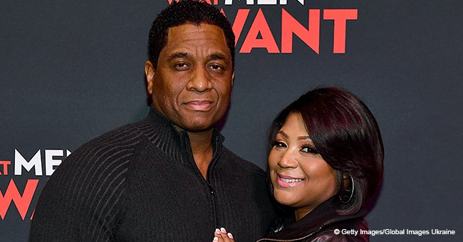 Trina Braxton May Have Hinted at Marriage to New Man after Posting Photo of 'Soon to Be Step Son'