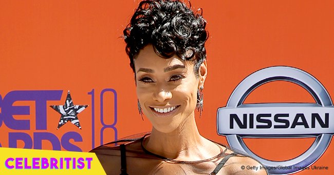 Tami Roman's grown-up daughter steals the show in plunging lacy dress in recent pic