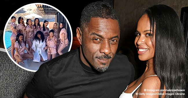 Idris Elba's Fiancée Shares Pictures from Her Stunning Bachelorette Party in Utah