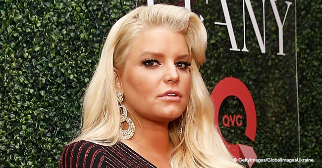 Here's How Jessica Simpson Recovered after Giving Birth to Her Almost 11-Lb Daughter