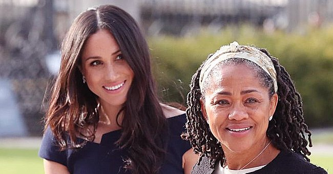 Us Weekly: Meghan Markle Isn't Close with Her Mom Doria Ragland despite Numerous Reports