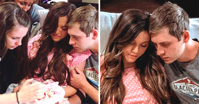 Joy-Anna Duggar Shares Heartbreaking Photos with Baby Annabell that She Miscarried