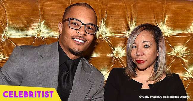 T.I. wishes his wife Tiny a 'happy birthday' despite cheating scandal