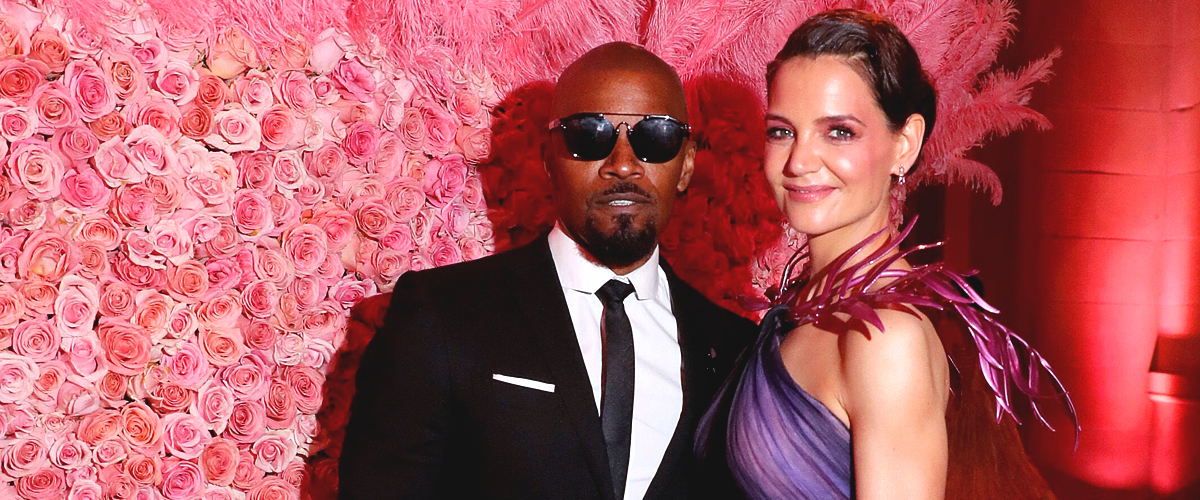 Jamie Foxx Sparks Romance Rumors after Getting Spotted Holding Hands with Singer Sela Vave