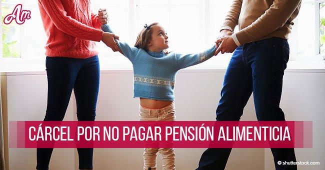 Padres mexicanos que mientan para no pagar pensión alimenticia podrían ir a la cárcel