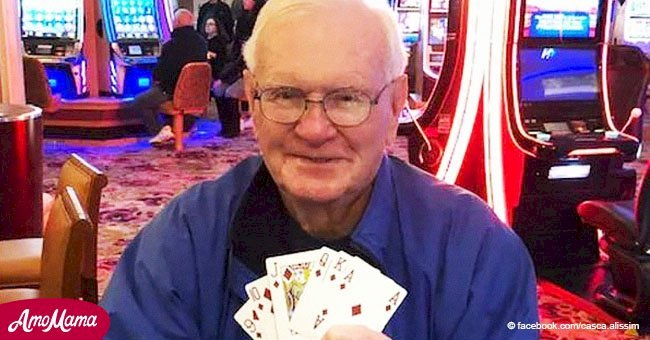 85-year-old wins $1 million just one day after his wife is declared cancer-free
