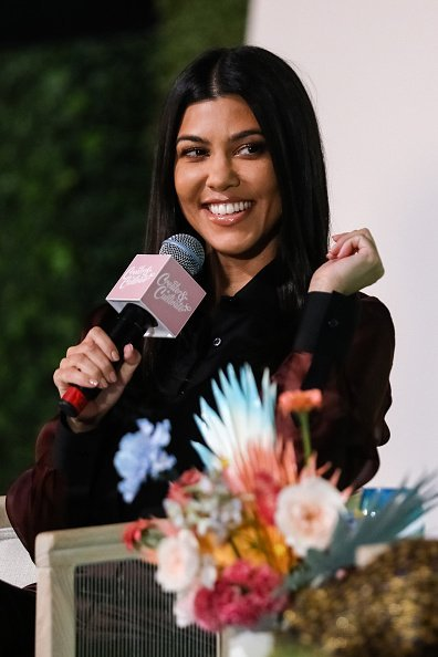 Kourtney Kardashian at SVN West on September 21, 2019 in San Francisco, California. | Photo: Getty Images
