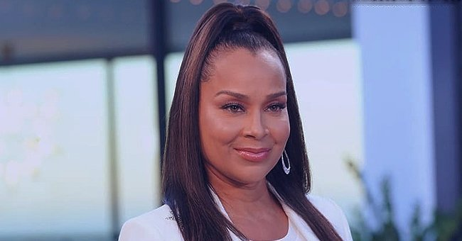 LisaRaye McCoy from 'Single Ladies' & Her Look-Alike Granddaughter Steal the Show in Matching Outfits at ABFF 2020
