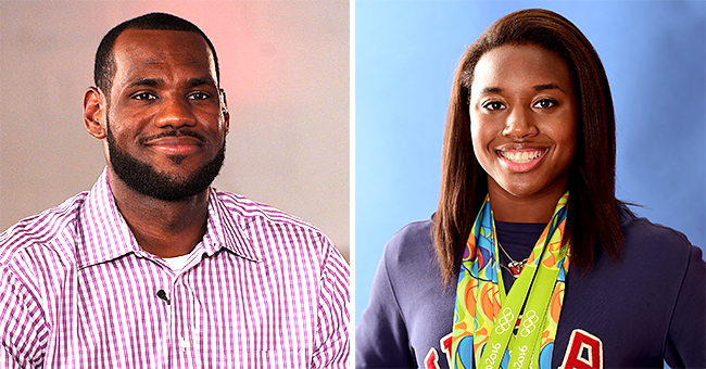 LeBron James' I Promise School & Olympian Simone Manuel Are Teaching Kids How to Swim