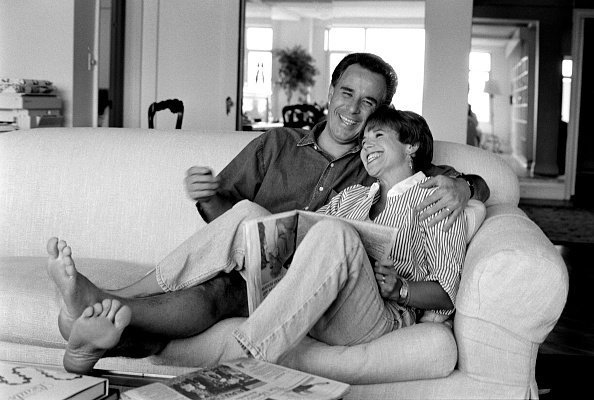 Katie Couric and Husband Jay Monahan at Home | Photo: Getty Images