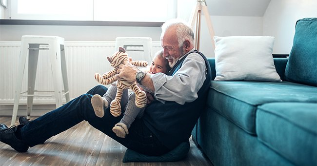 Daily Joke: Boy Asks His Grandfather for Them to Spend a Day Together