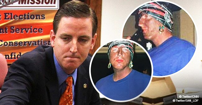 Florida Secretary of State resigns after photos of him in blackface surface