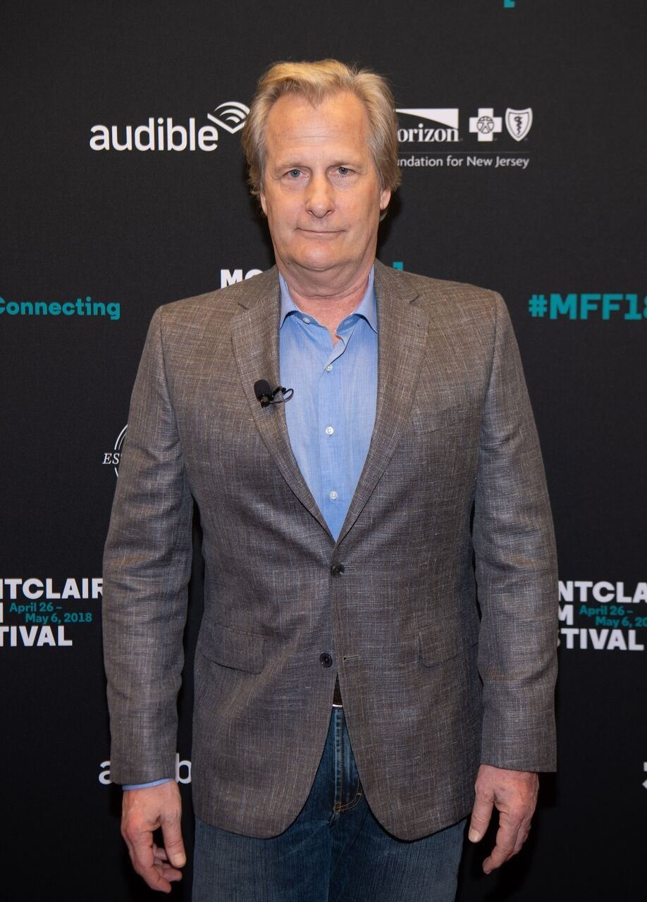 Jeff Daniels arrives at the Montclair Film Festival. | Source: Getty Images