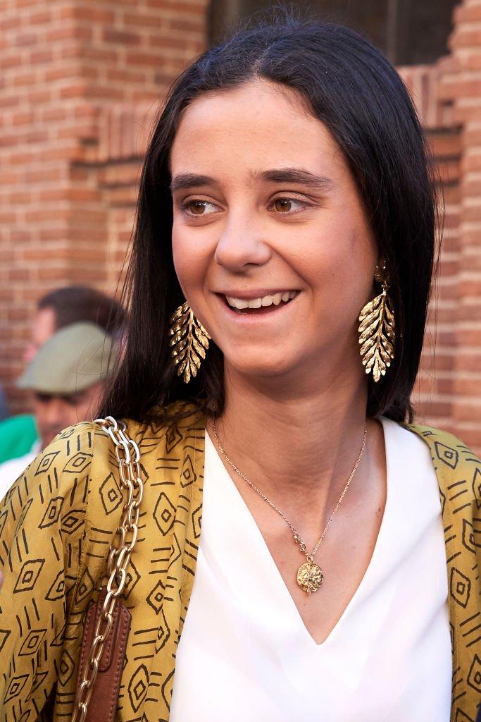 Victoria Federica de Marichalar y Borbón en la corrida de toros La Beneficencia en la Plaza de Toros de Las Ventas el 12 de junio de 2019 en Madrid, España. | Imagen: Getty Images