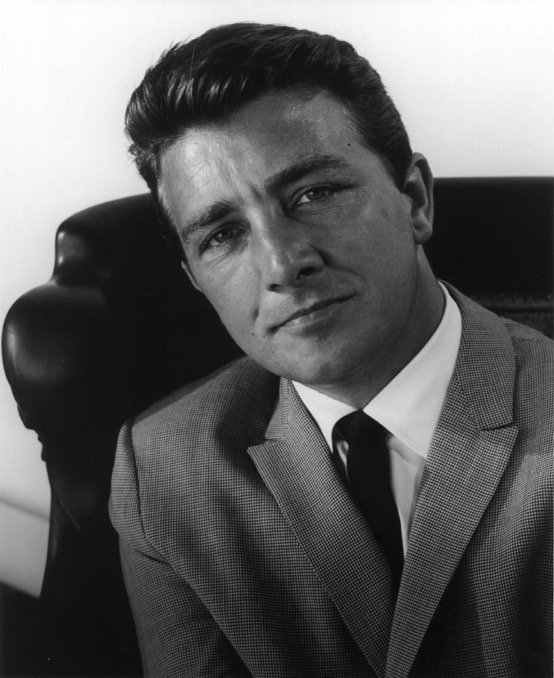 Publicity photo of actor Richard Dawson, circa 1960s. | Photo: Wikimedia Commons