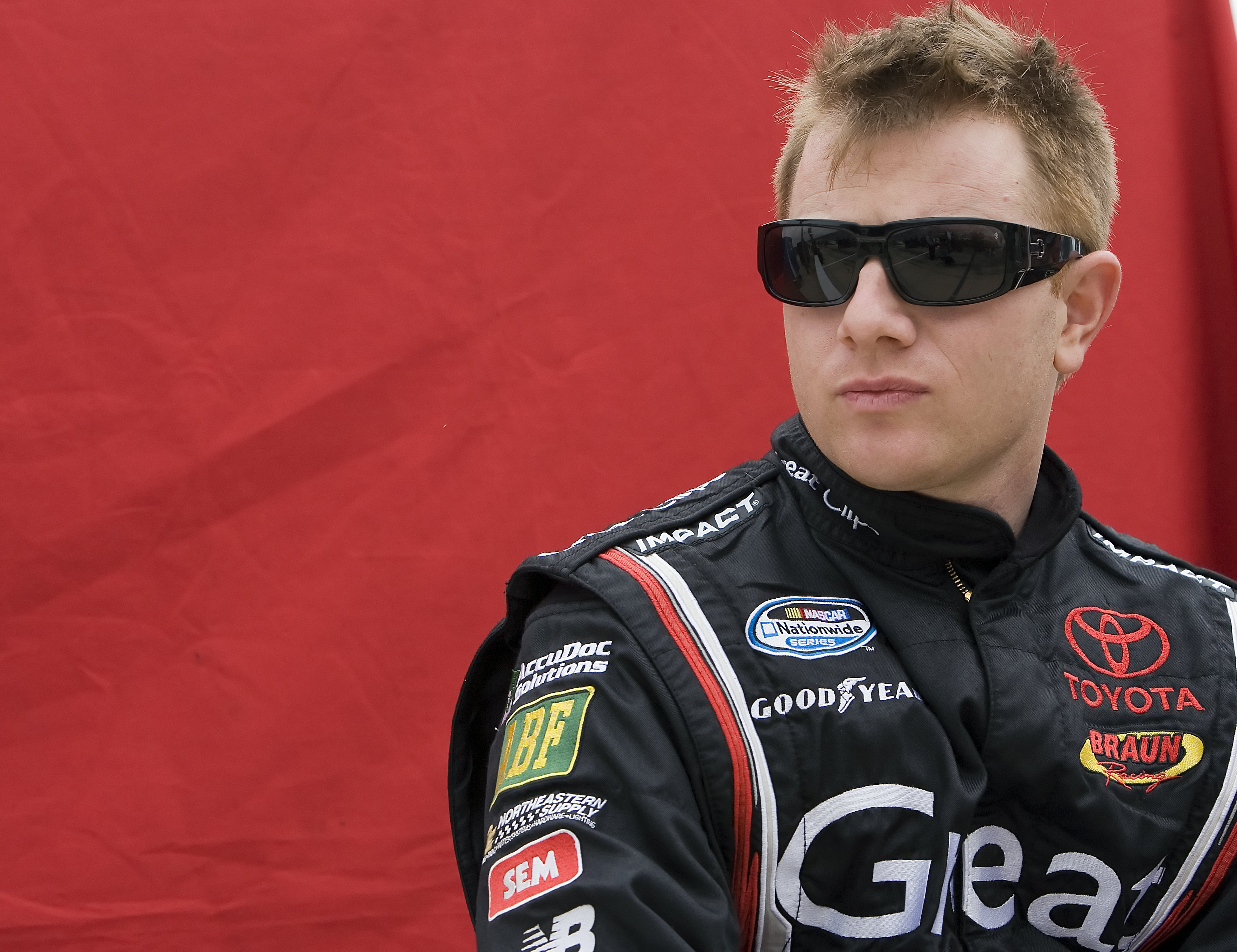 Jason Leffler at the Texas Motor Speedway on April 16, 2010 in Fort Worth, Texas | Photo: Shutterstock