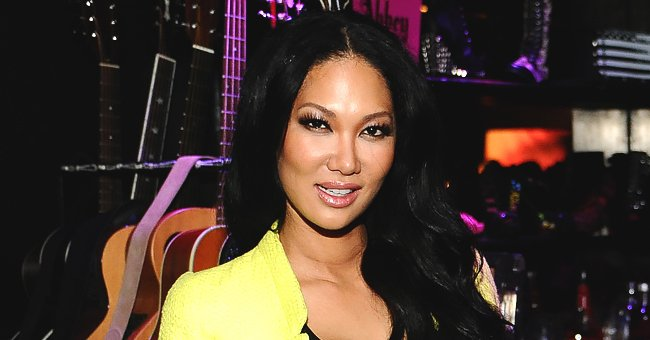 Kimora Lee Simmons' Daughter Ming Looks like Her as She Wears a Leopard-Print Dress in a Gorgeous Photo