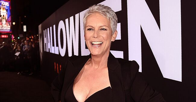 Jamie Lee Curtis of 'True Lies' Shares Old Family Pics, Recalling When She Once Worked with Her Mom on a Movie Set