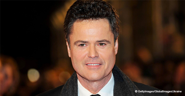 Donny Osmond Praises His Late 'Angel' Mom (Photo)