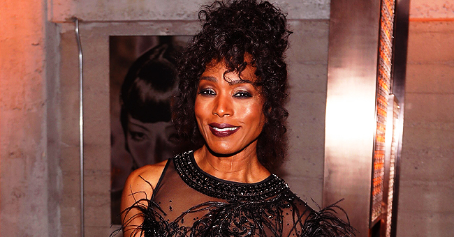 Angela Bassett Star of 'Waiting to Exhale' Shares Video Dancing Joyously with Husband of 22 Years