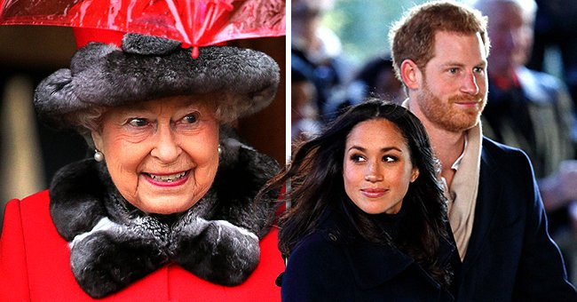 The Queen Will Reportedly Review Prince Harry & Meghan Markle's Post Royal Exit Life after One Year