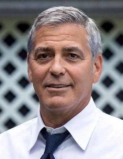 George Clooney. | Imagen tomada de: Wikimedia Commons