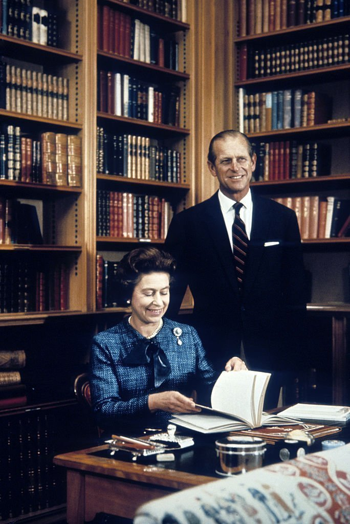 Prince Philip and Queen Elizabeth II. I Image: Getty Images.