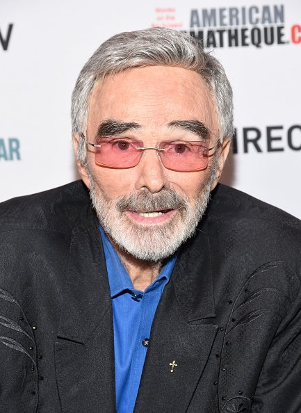 """Actor Burt Reynolds attends the Los Angeles premiere of """"The Last Movie Star""""   Source: Getty Images"""