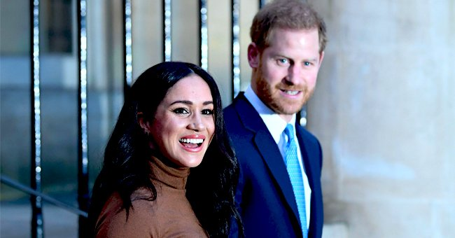 Prince Harry & Meghan Markle Reportedly Feel like a Weight Has Been Lifted off Their Shoulders since Royal Exit