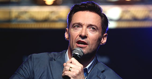 Here's What Hugh Jackman Had to Say about His Last Emmy Win and New Nomination for the Movie 'Bad Education'