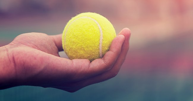 Daily Joke: A Jogger Found a Brand New Tennis Ball at the Park