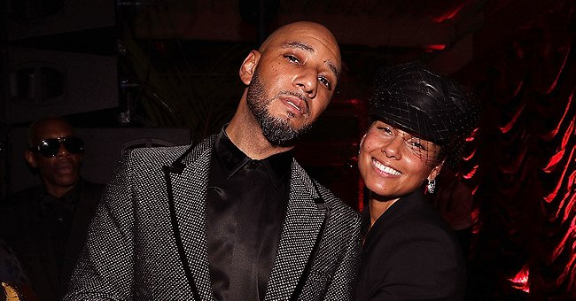 Alicia Keys' Son Genesis Melts Hearts in Video Calling Dad Swizz Beatz This Hilarious Nickname