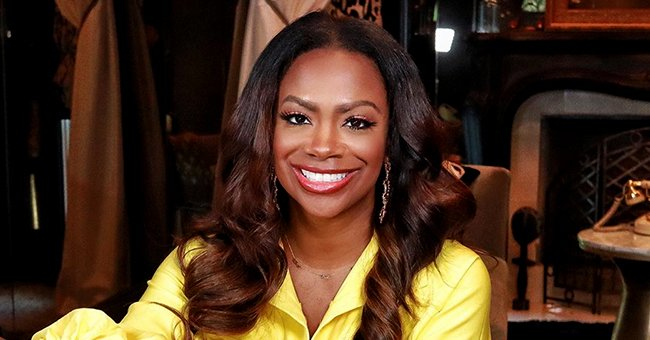 Kandi Burruss Does Her Own Hair & Makeup in Stunning Snap after 'The Masked Singer' Win