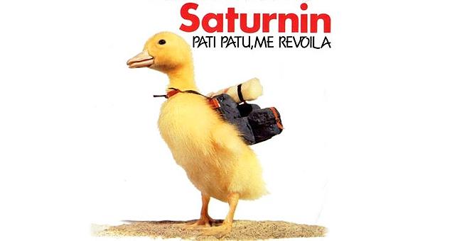 Ce qui est arrivé à Saturnin