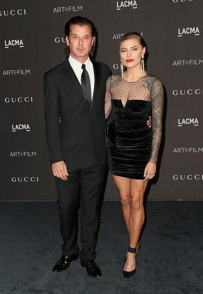 Sophia Thomalla und Gavin Rossdale, Los Angeles, 2018   Quelle: Getty Images