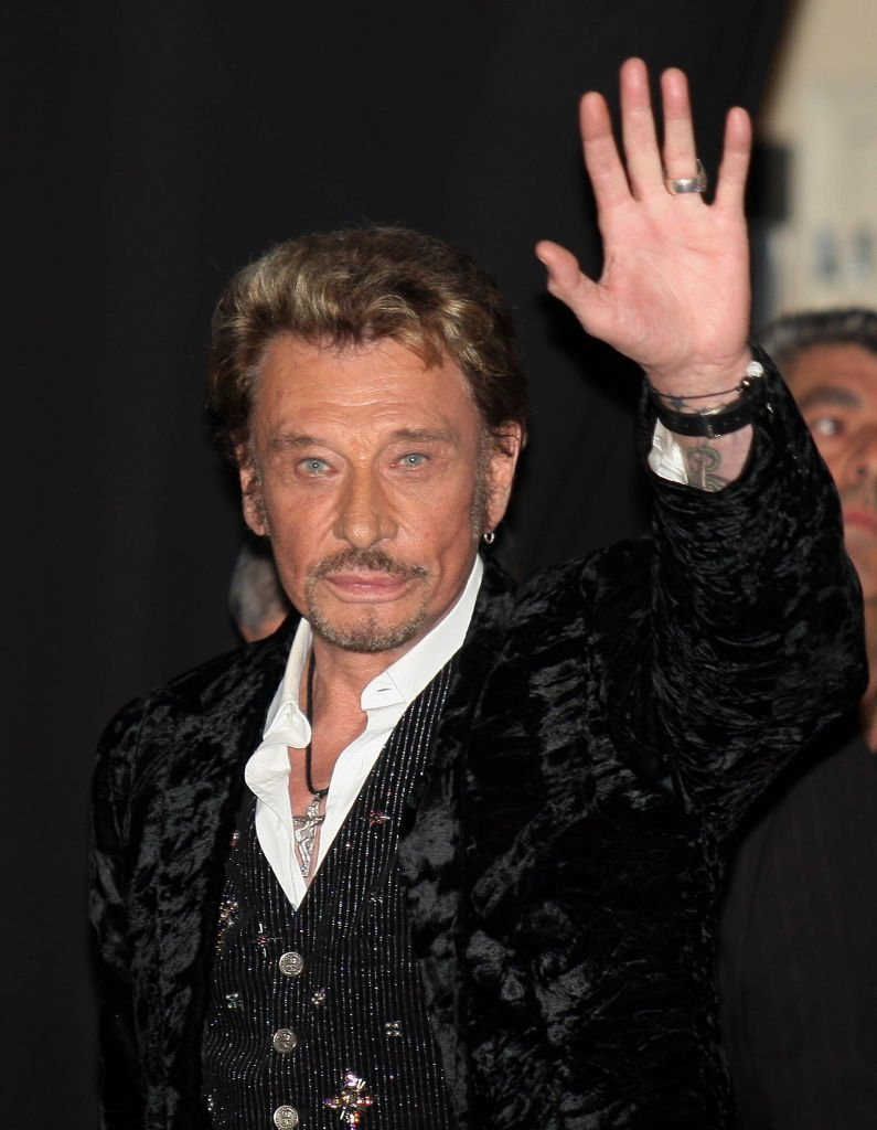 Johnny Hallyday, le 27 mars 2011. | Photo : Getty Images
