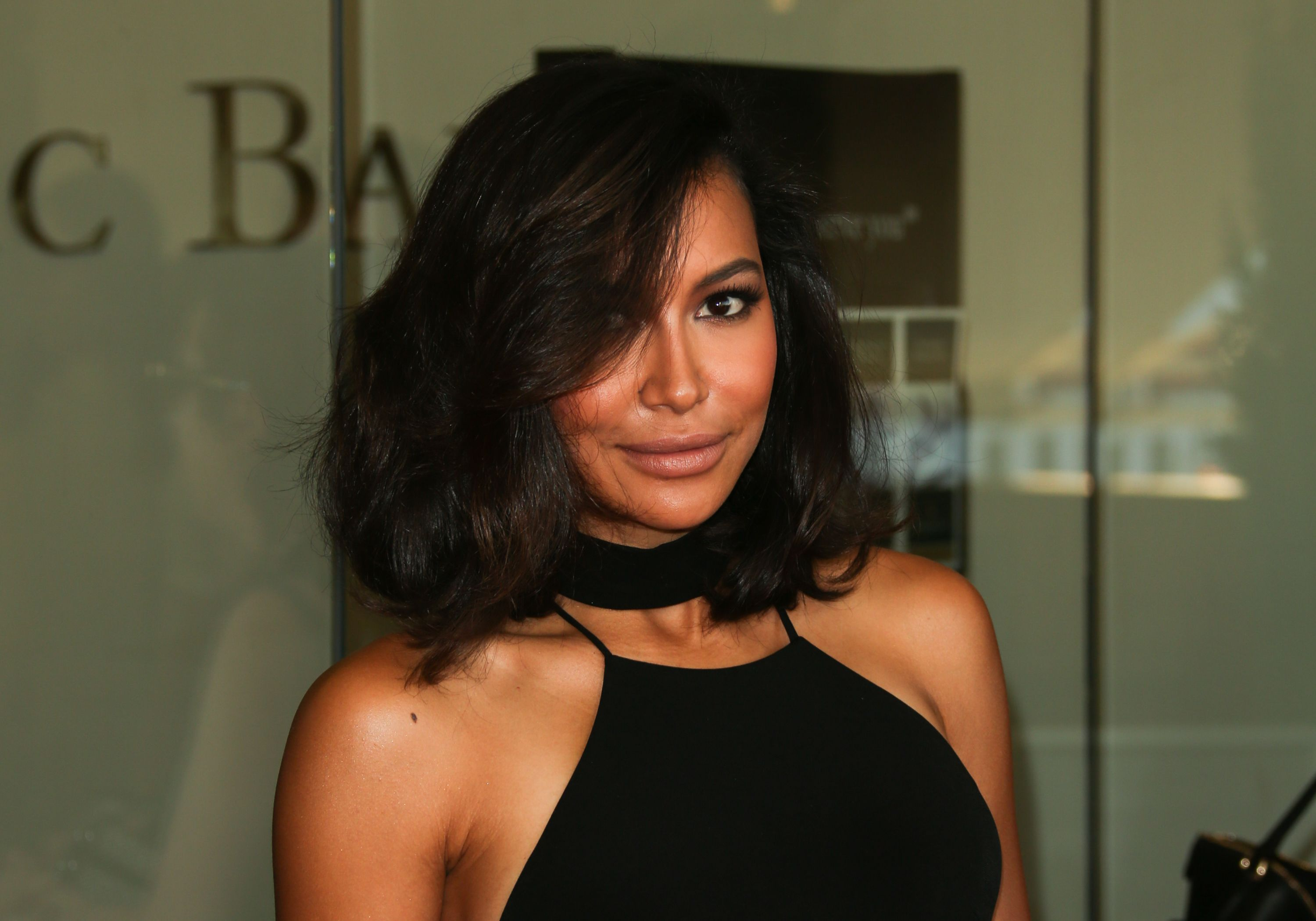 "Naya Rivera at a book signing for ""Sorry Not Sorry"" at Barnes & Noble on September 13, 2016, in Los Angeles, California 