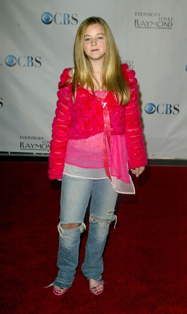 Madylin Sweeten arrives at Everybody Loves Raymond Series Wrap Party at Hanger 8 | Getty Images / Global Images Ukraine