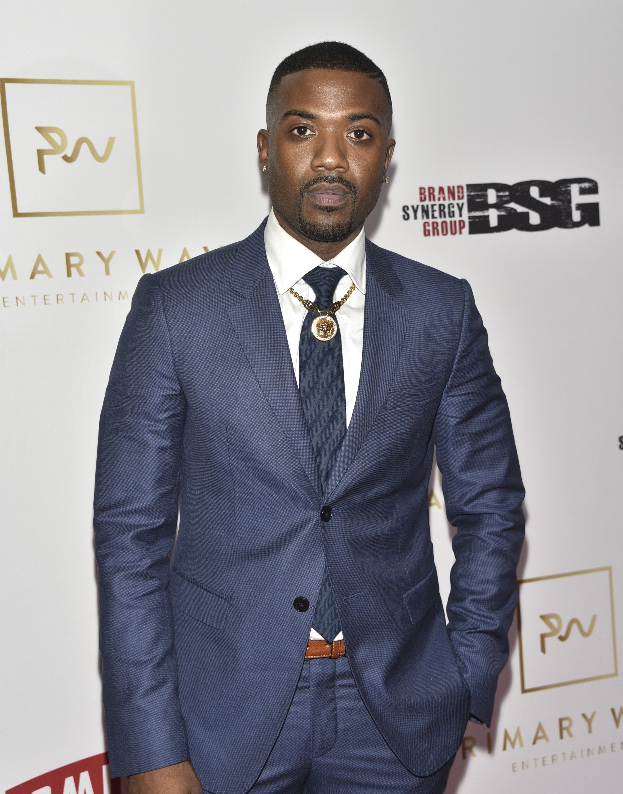 Ray J at an event in West Hollywood in February 2017. | Photo: Getty Images