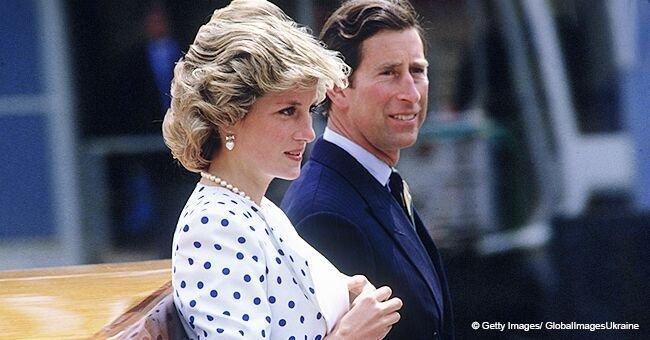 La Princesa Diana y el Príncipe Carlos. | Foto: Getty