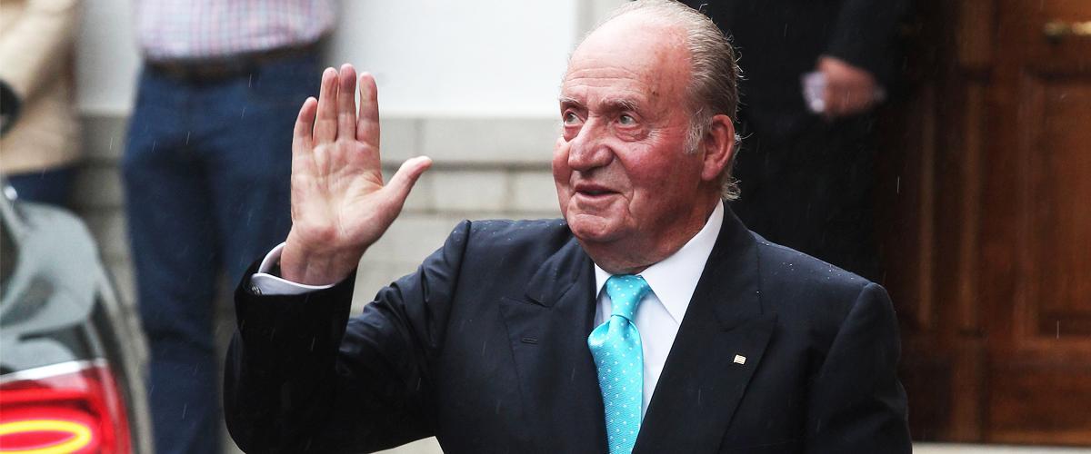 Rey Juan Carlos tendría miedo de acabar en silla de ruedas por sus problemas de cadera